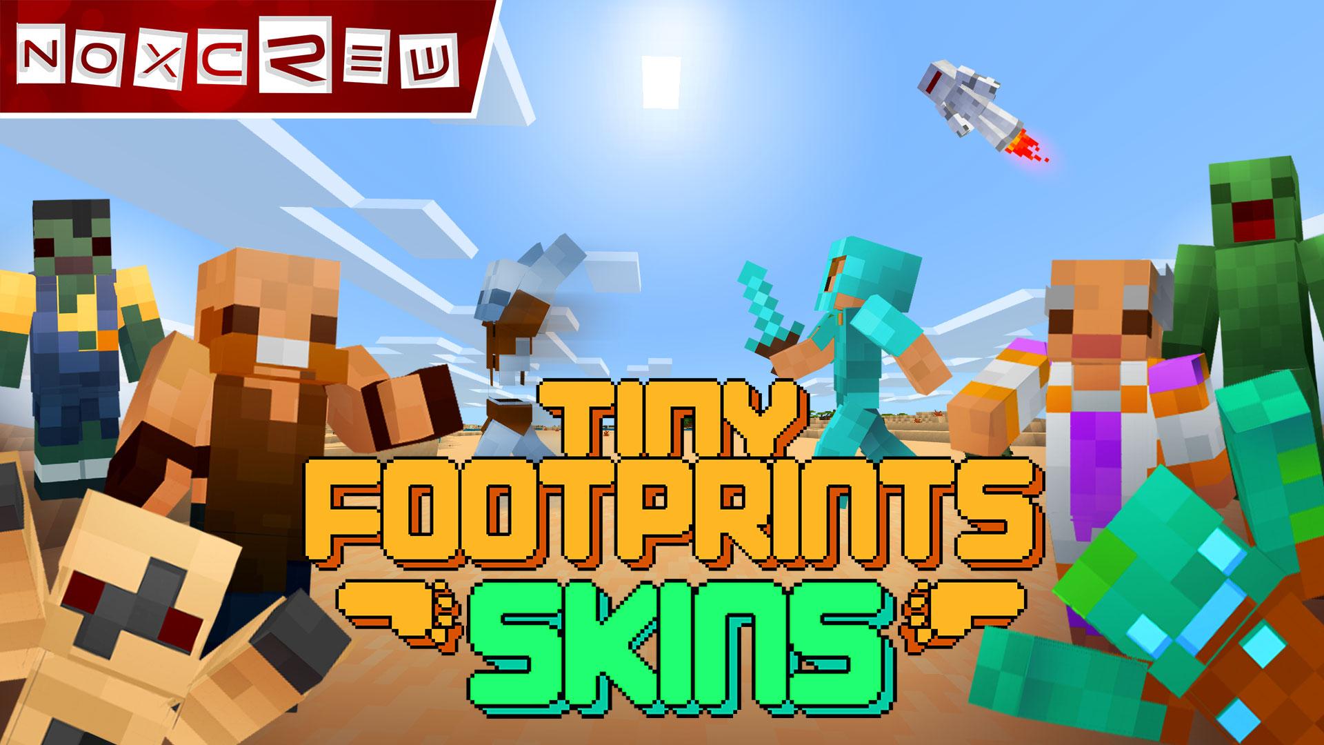 Noxcrew | Tiny Footprints