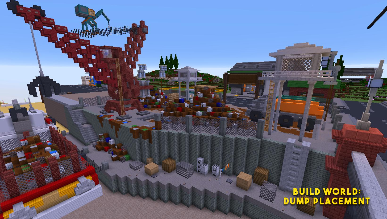 Noxcrew Minecraft City-Living.png