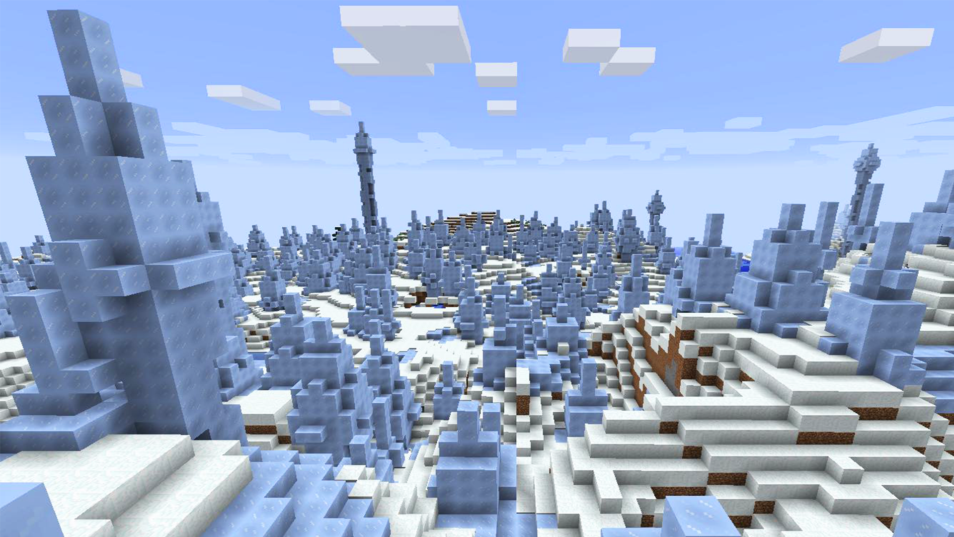 Noxcrew What Are The Different Minecraft Biomes How do you get past those? different minecraft biomes