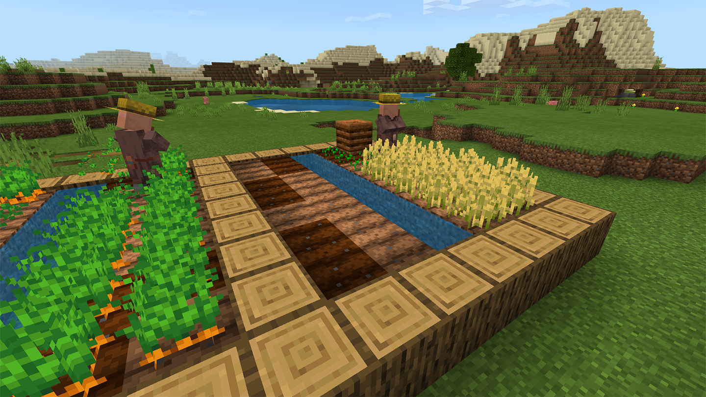 Noxcrew Farming In Minecraft