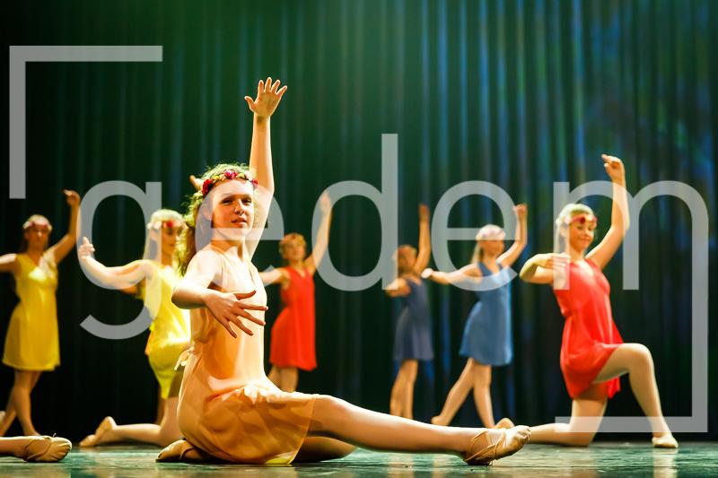 Klassiek ballet +12 j niv. 1 Butterfly Waltz -