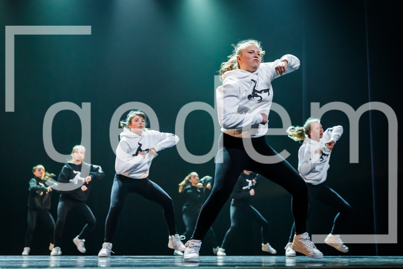 Selectie hiphop 13-16 jaar Welcome to the Party -
