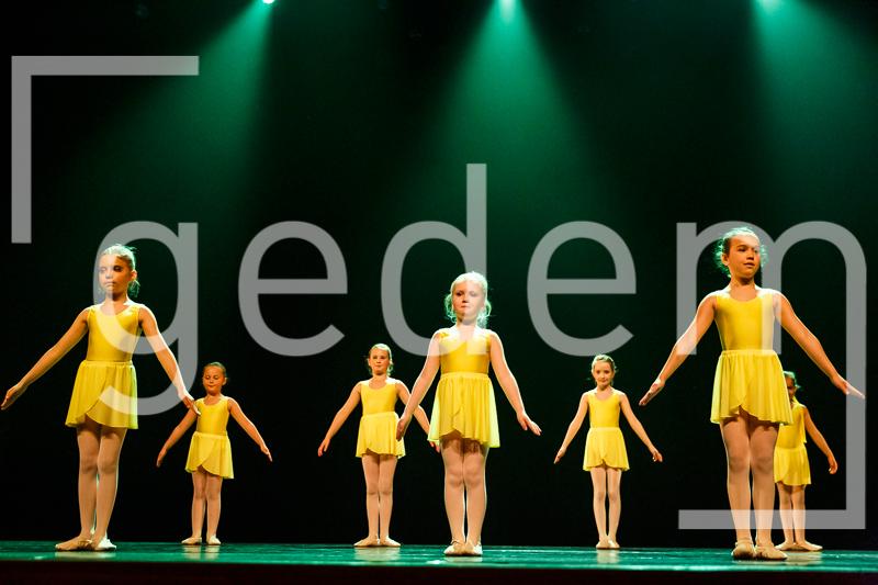 Klassiek ballet 6-8 jaar The Typewriter -