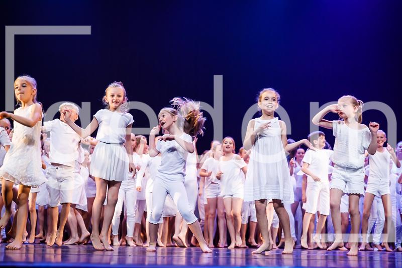 Alle dansers Finale -
