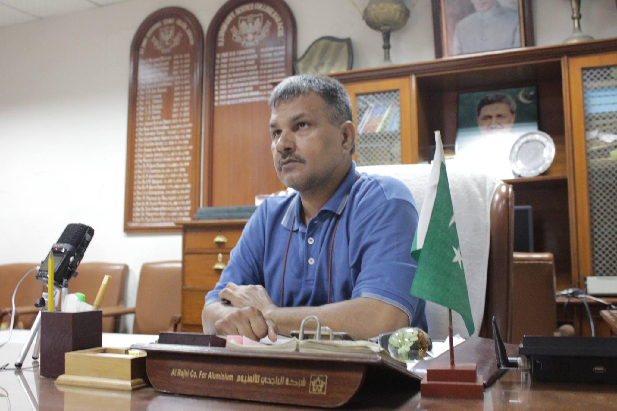 Shehzad Muslim Khan