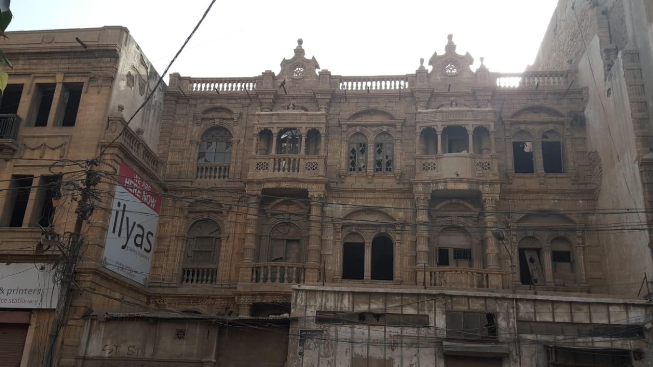 Mendoza Building.