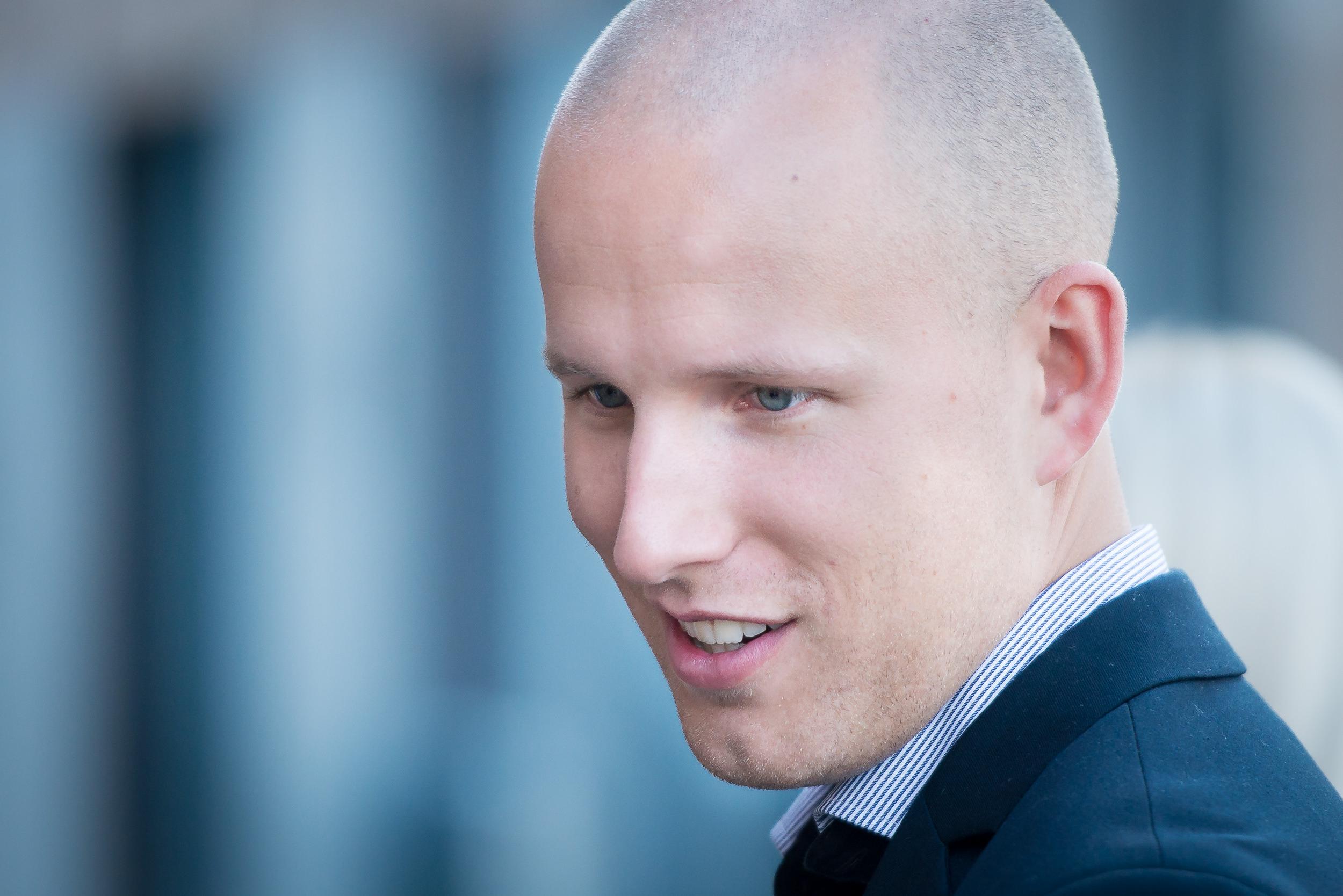 Företagsfoto - Headshot