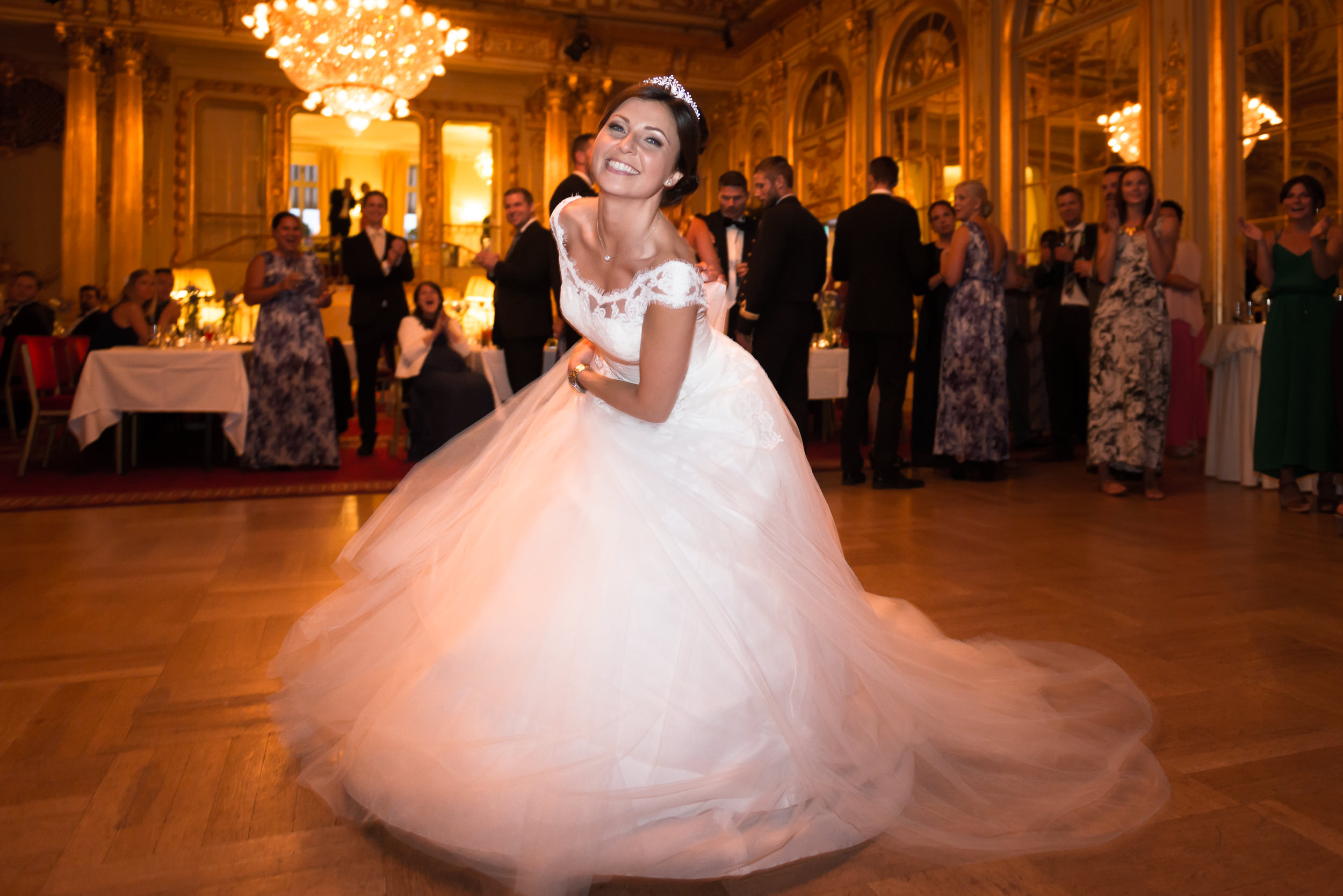 Bröllopsfoto - Porträtt