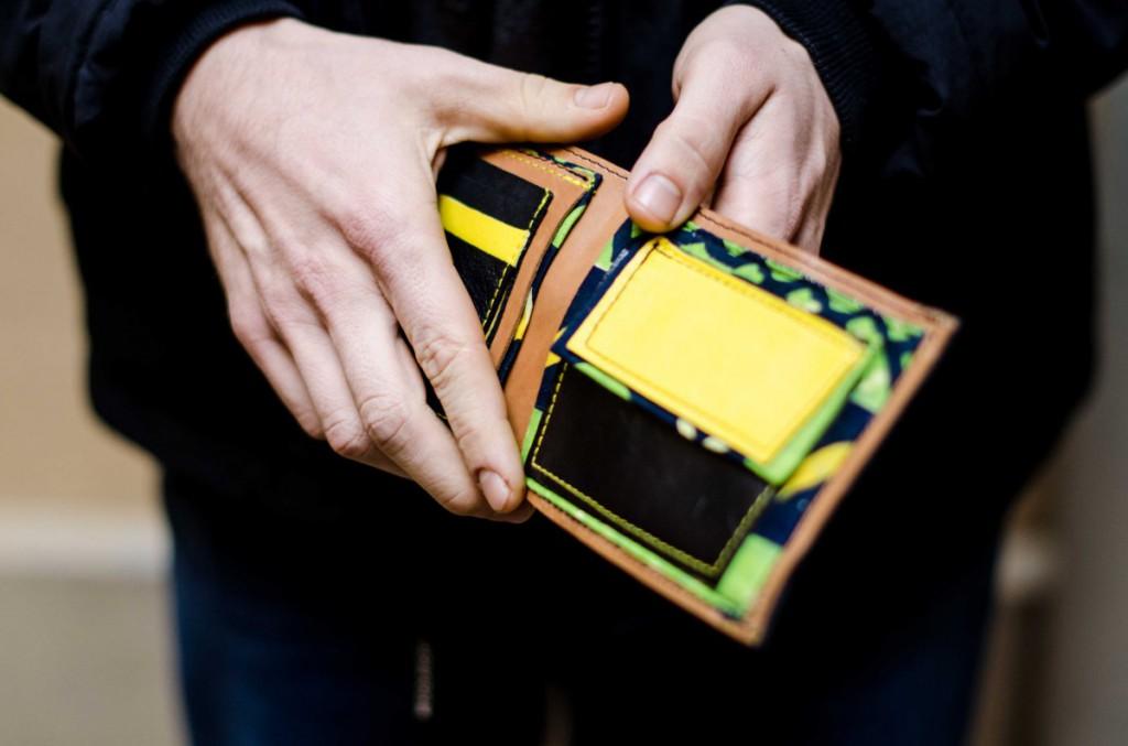 sasha wallet - 60 euro