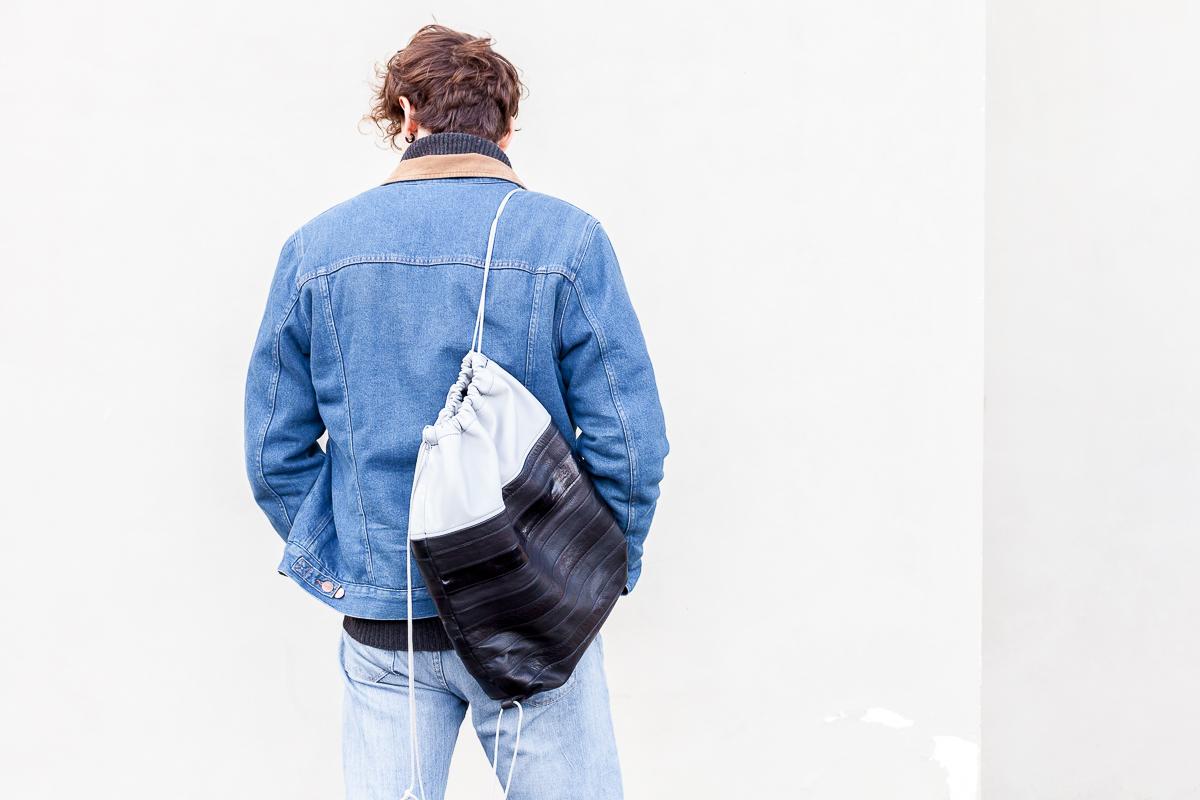 alessio backpack - 120 euro