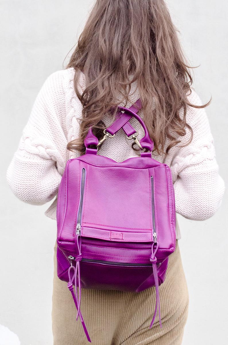 patti backpack - 240 euro