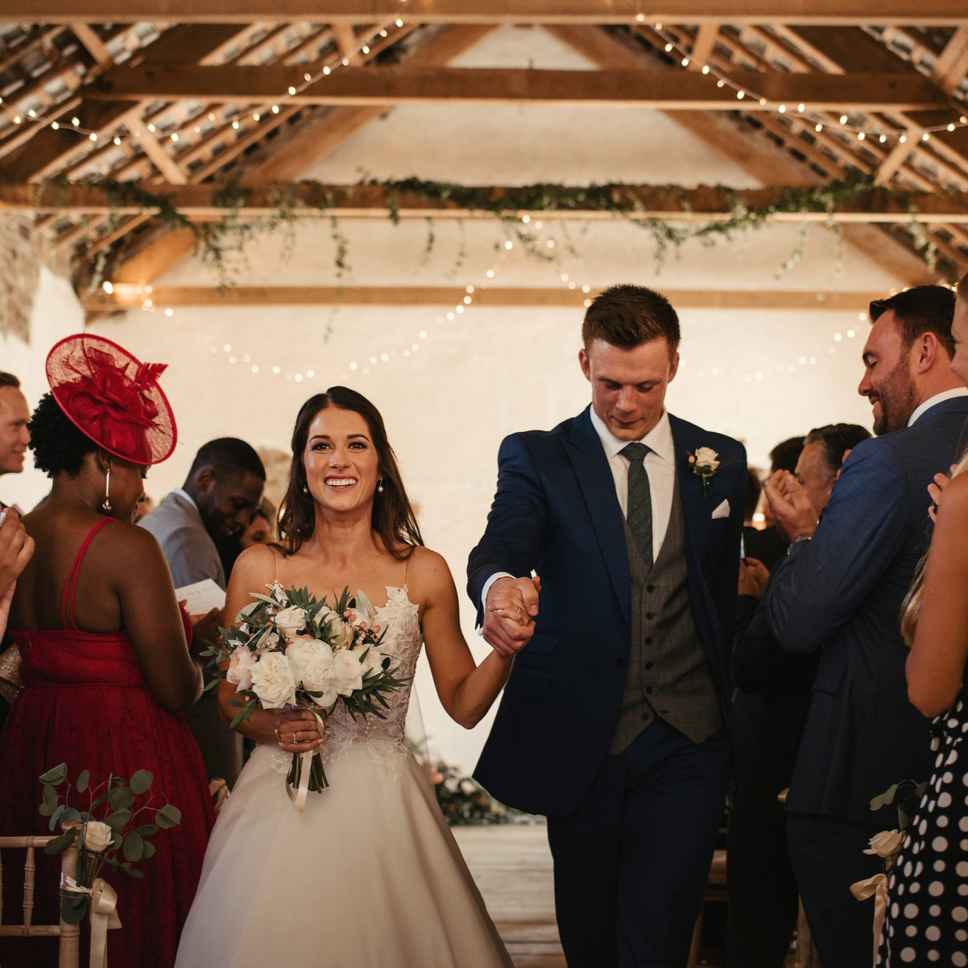 Mary-Anne & Sam - Shaun coordinated our wedding with his 'on the day' service and we can't recommend him highly enough.From the first call, we felt confident that he fully understood what we wanted and would be able to provide a service that would be personal and thoughtful. Assisting from set up to pack down, his unfailing energy meant he seemed to be everywhere at once.On the day, Shaun's easy going nature meant that he fitted in almost as a guest however managed to imperceptibly make sure everyone was enjoying themselves and that everything was going to plan while also taking care of the finer details.We enjoyed every moment of our wedding day and really feel a huge part of this was down to Shaun.Asking Shaun to coordinate our wedding was one of the best planning decisions we made - he made our vision a reality and the peace of mind he gives is just invaluable.Every needs a Shaun!