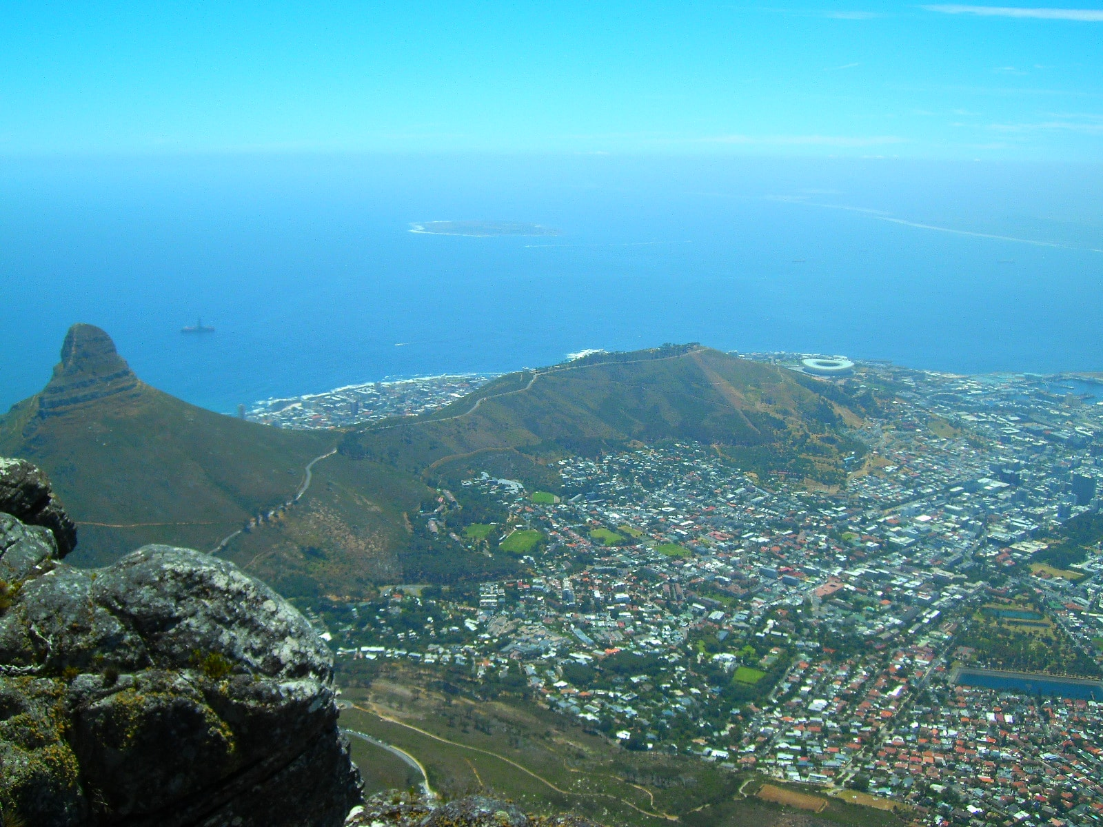 Tamsin Acheson Cape Town South Africa