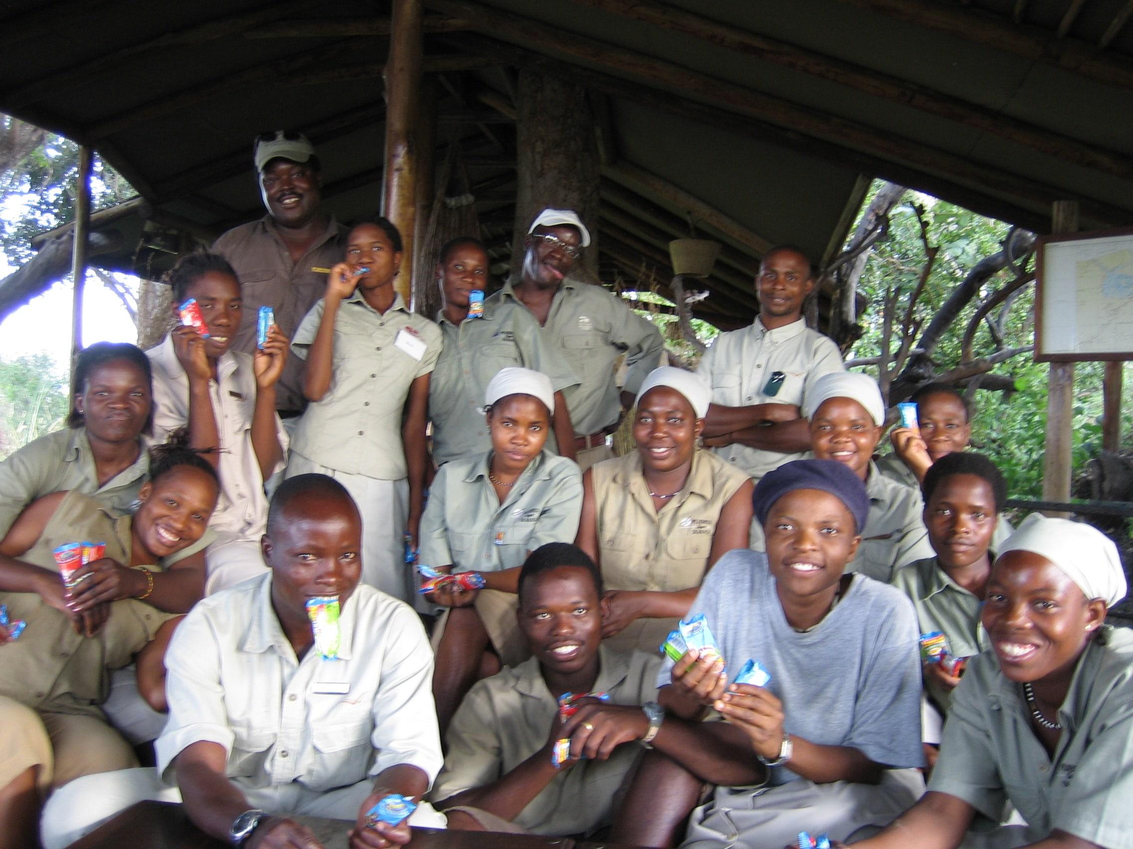 Little Vumbura Okavango Delta