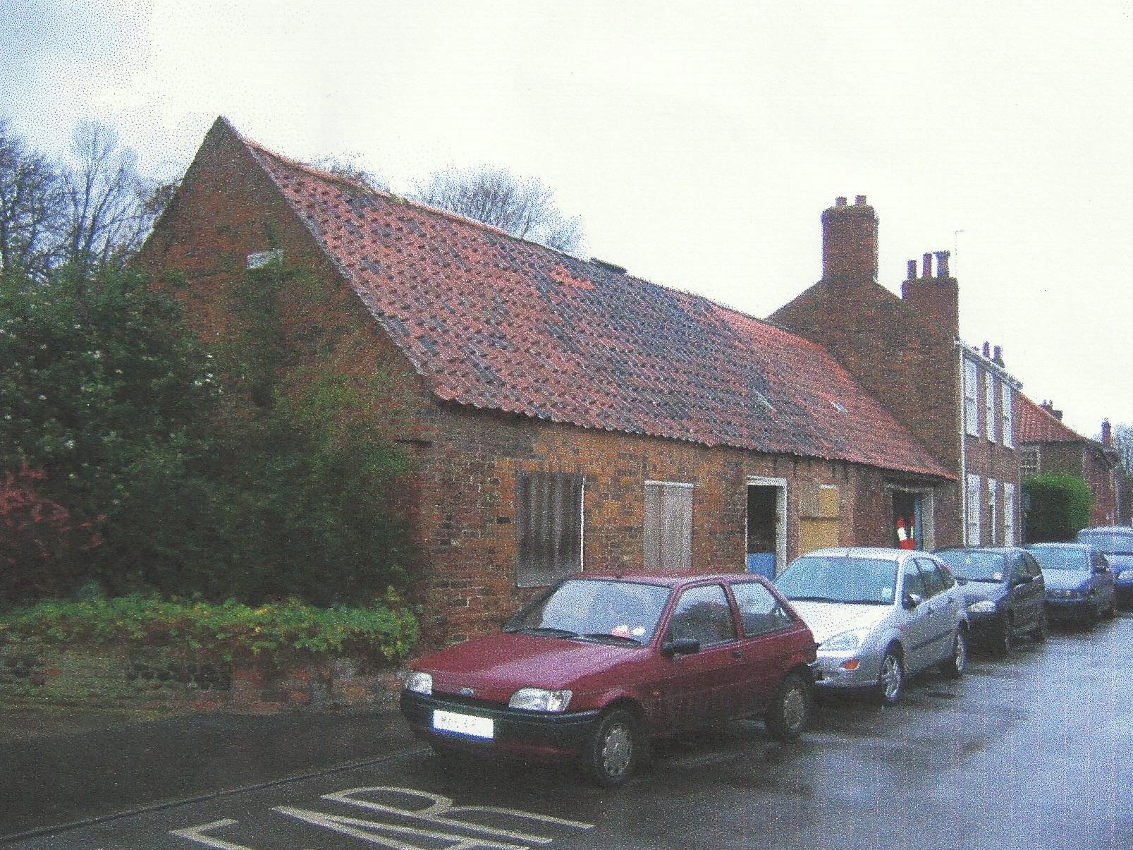 Derelict Cottage // 2003