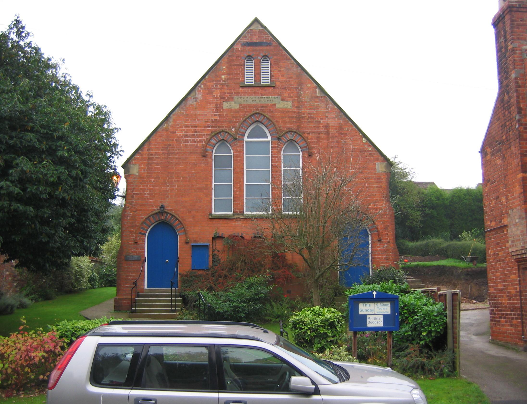 Previous Chapel Access