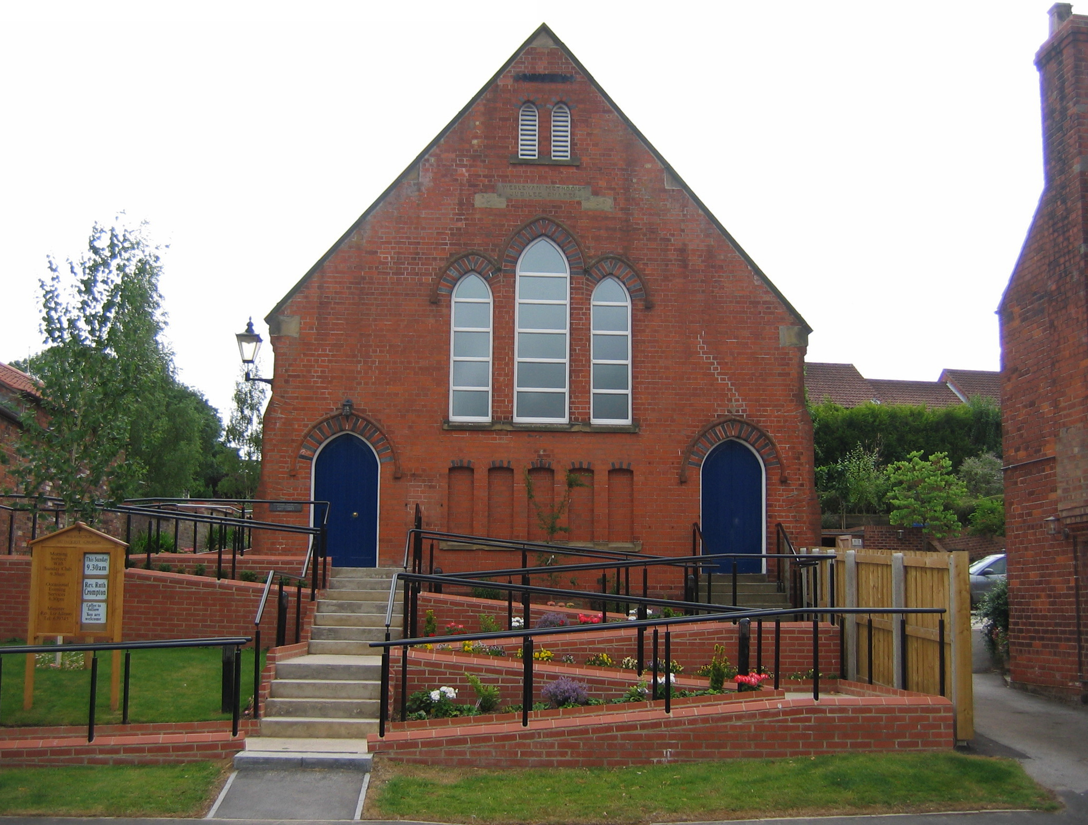 Final Chapel Access