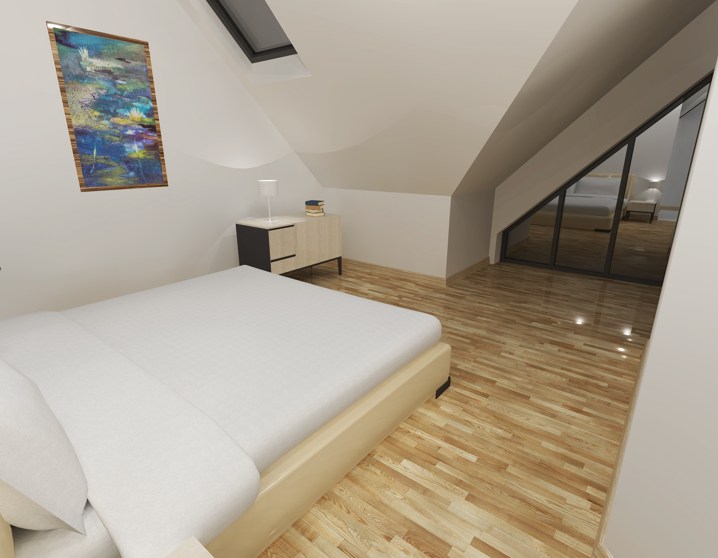 Proposed Bedroom