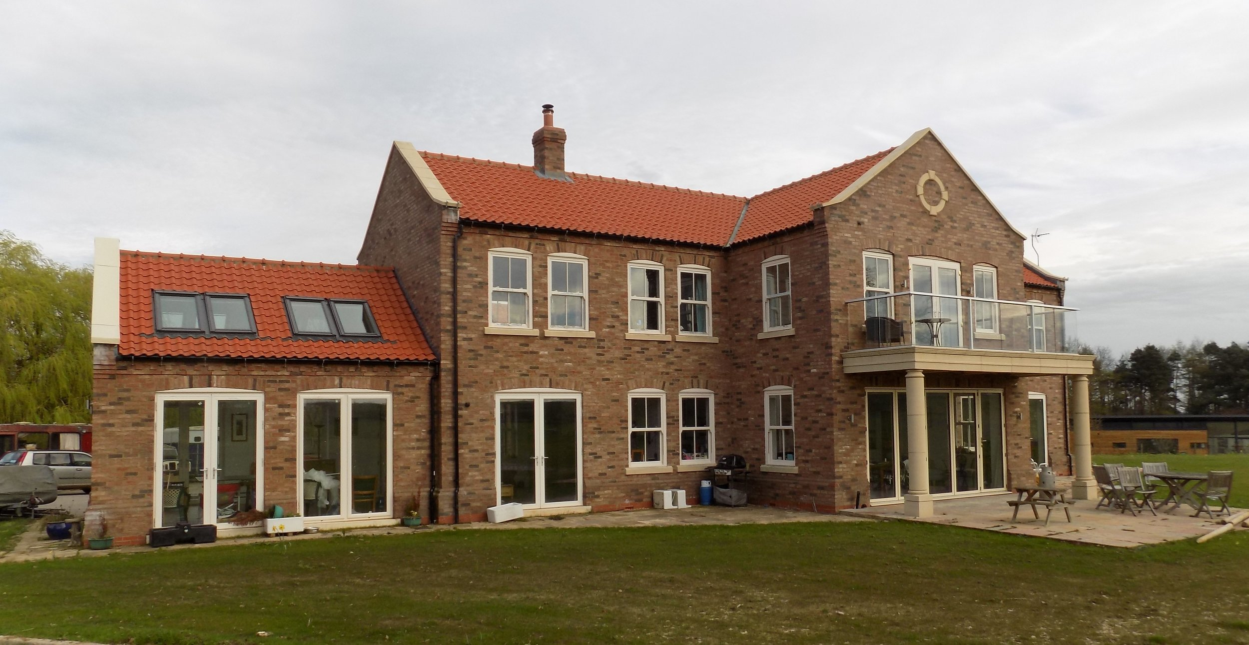 Etton House - Beverley Architects - Samuel Kendall Associates