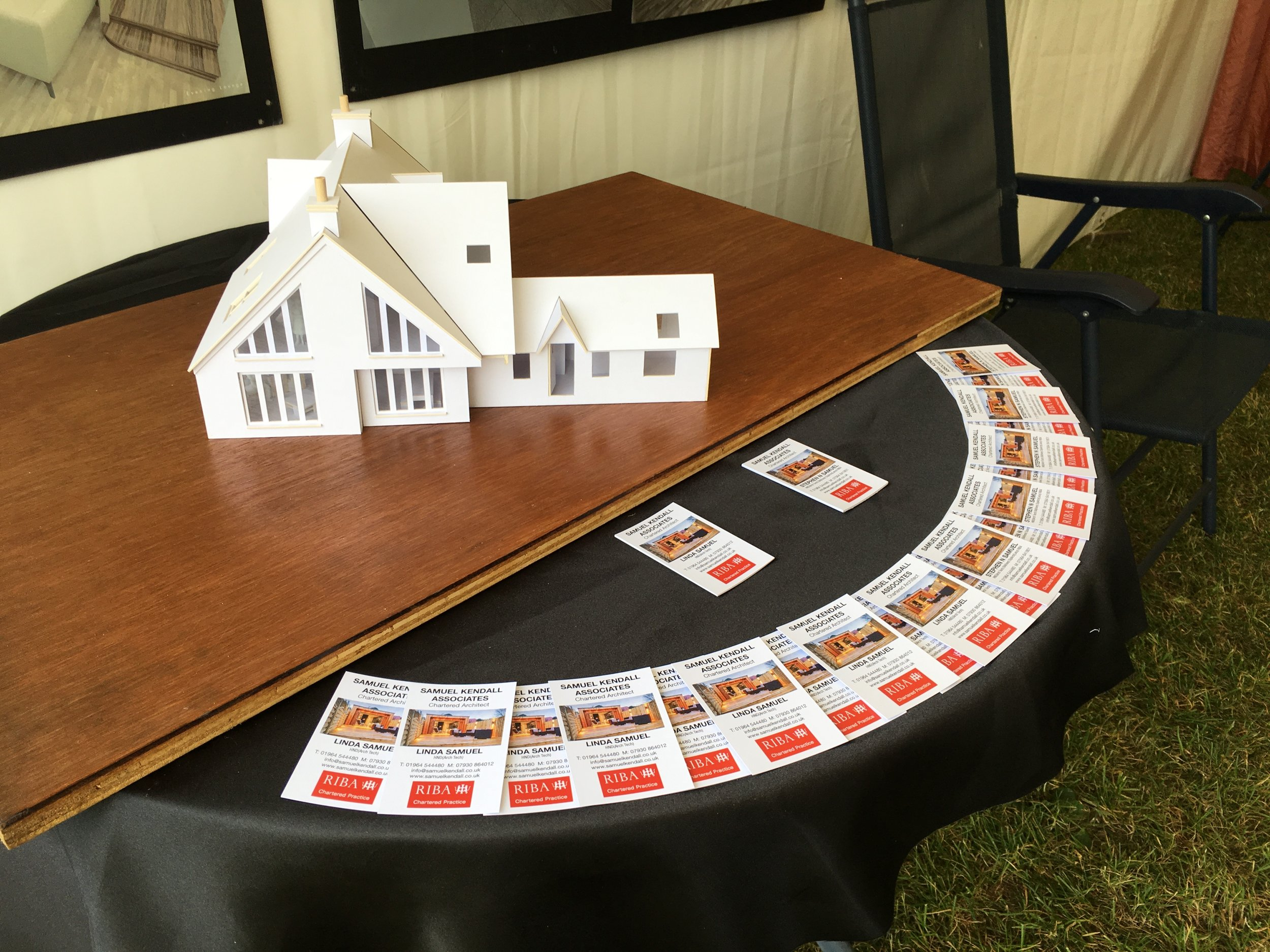 Samuel Kendall Associates - Architectural Model 1