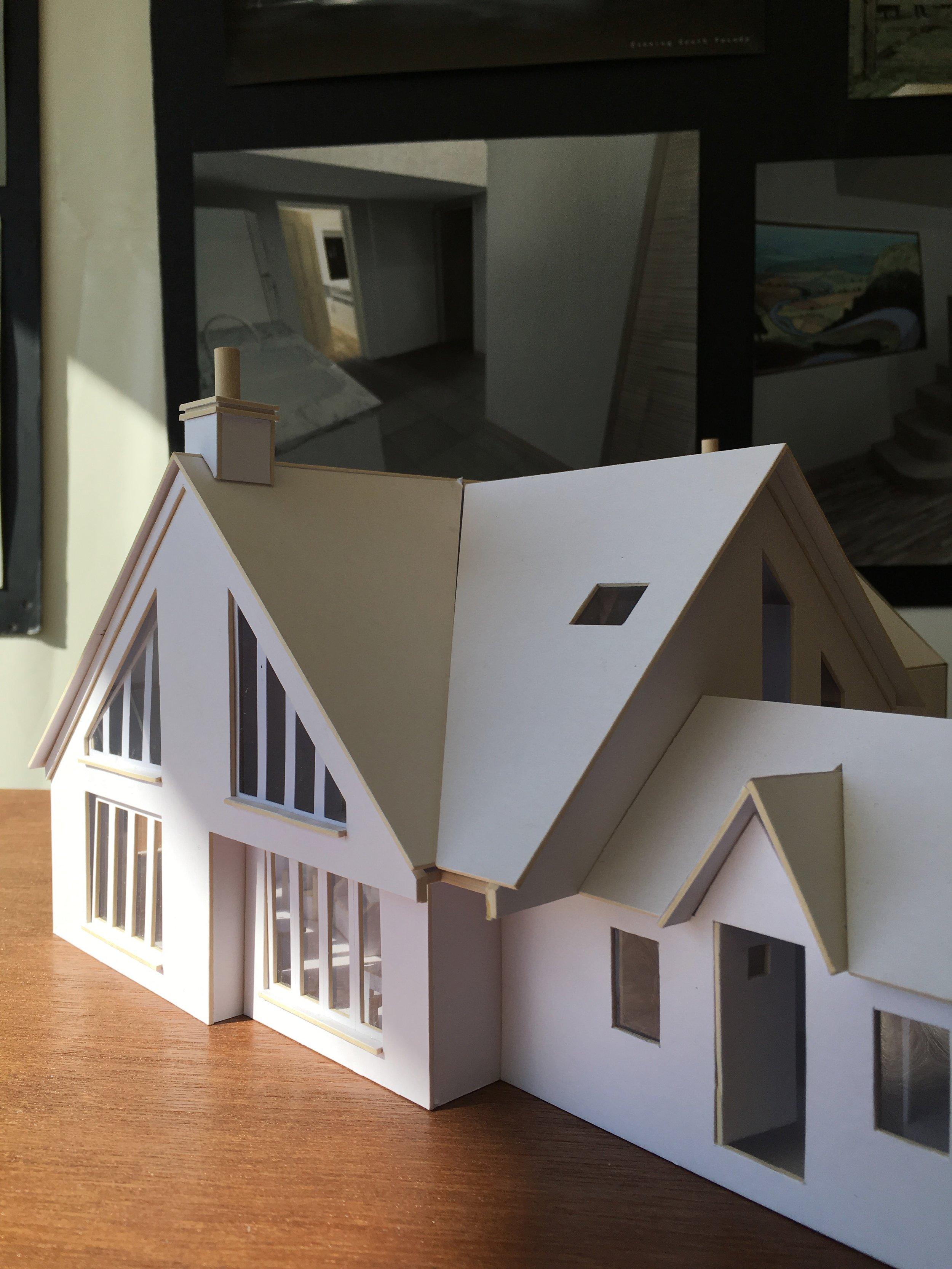 Samuel Kendall Associates - Architectural Model 3