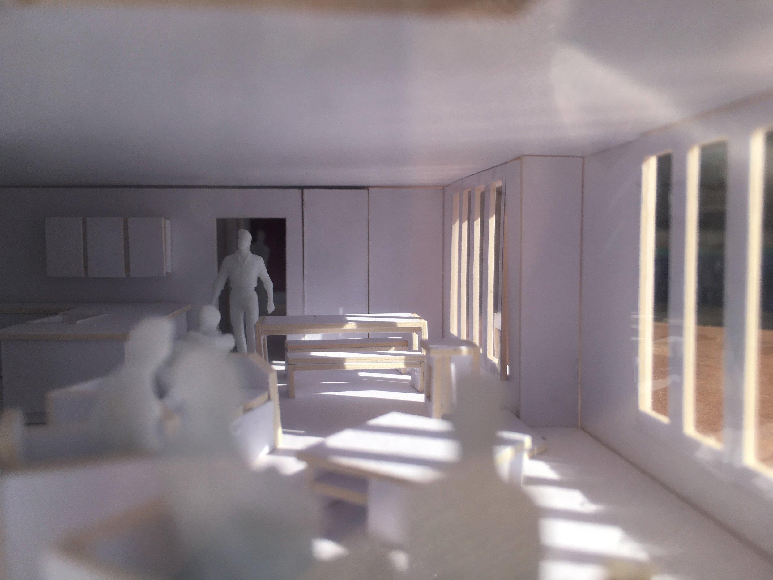Samuel Kendall Associates - Architectural Model 5
