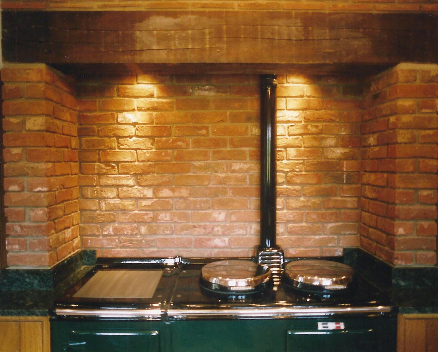 Kitchen Image 2 - North End Farm - East Yorkshire Architects - Samuel Kendall Associates
