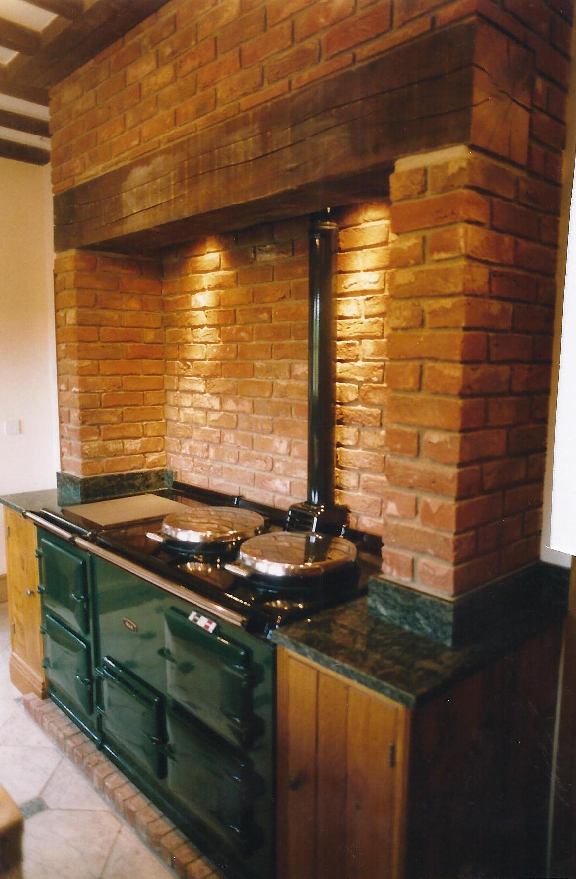 Kitchen Image 1 - North End Farm - East Yorkshire Architects - Samuel Kendall Associates