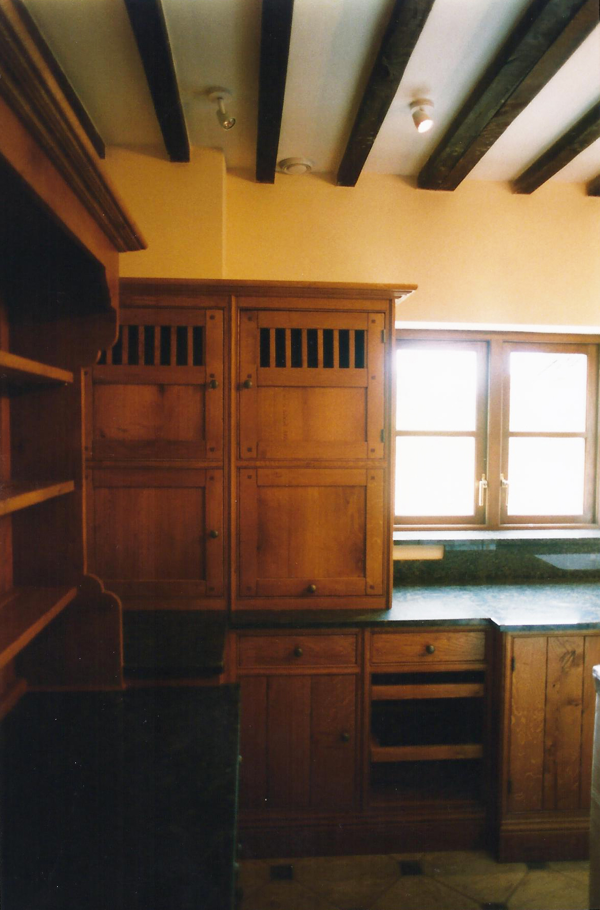 Kitchen Image 3 - North End Farm - East Yorkshire Architects - Samuel Kendall Associates
