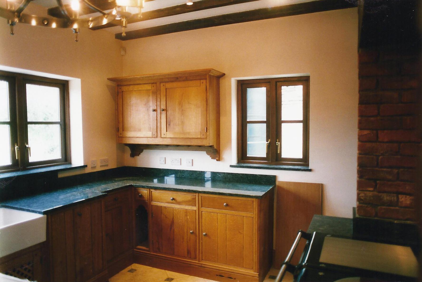 Kitchen Image 4 - North End Farm - East Yorkshire Architects - Samuel Kendall Associates