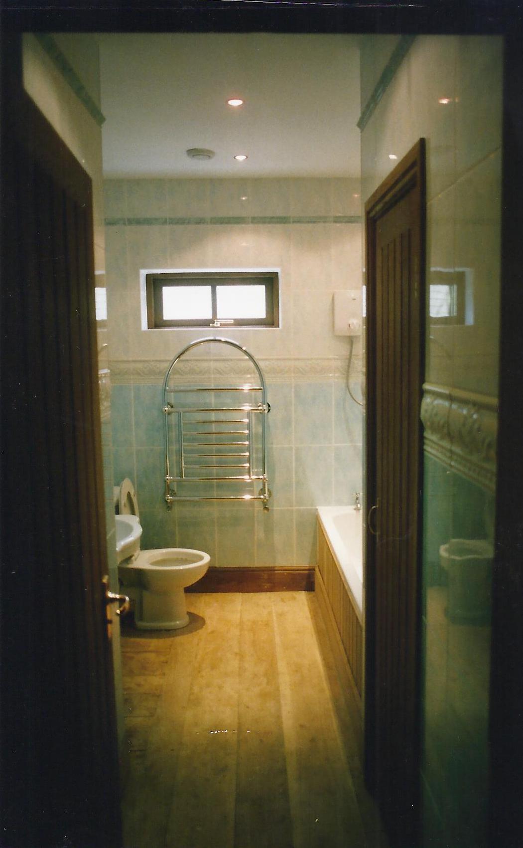 Bathroom Image 1 - North End Farm - East Yorkshire Architects - Samuel Kendall Associates