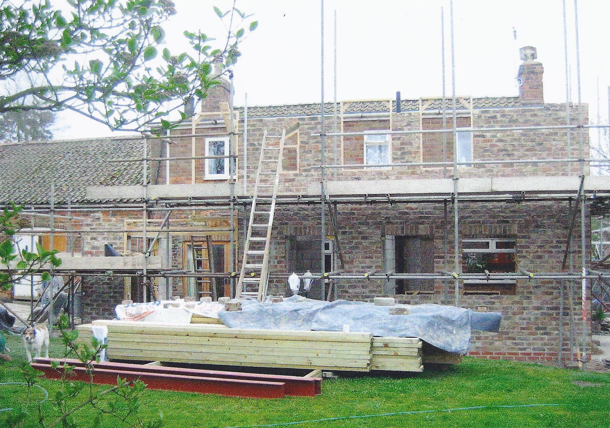 Construction 1 - Old Forge - Hornsea Architects - Samuel Kendall Associates.jpg