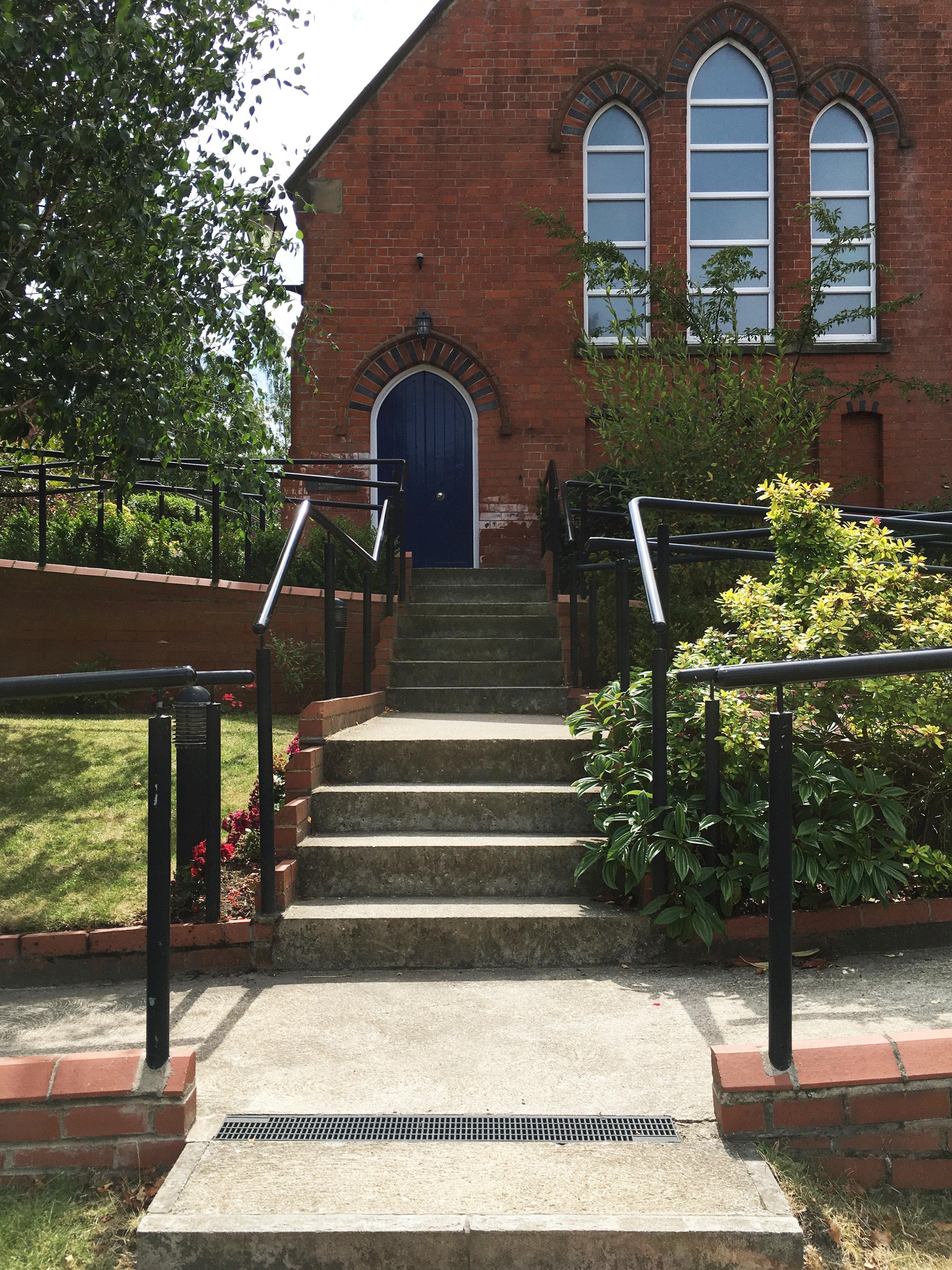 Walkington Methodist Chapel Access 10 - Samuel Kendall Associates - Beverley Architects.jpg