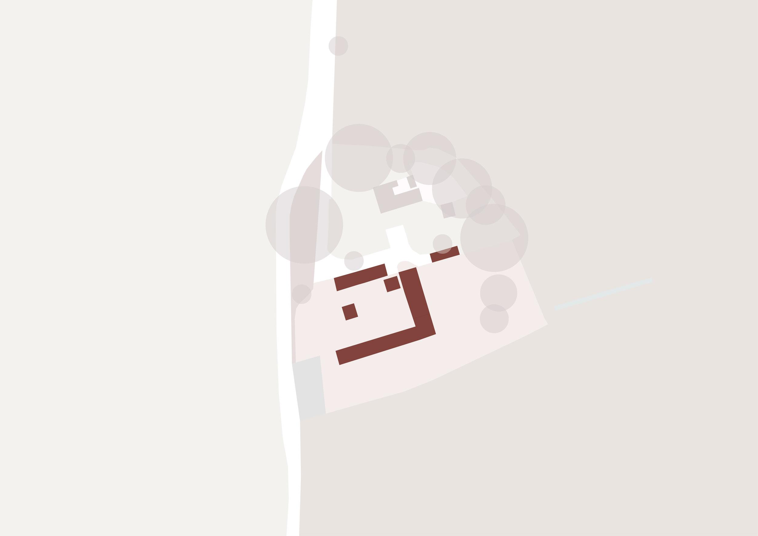 Brecks Farm Map - York Architects - Samuel Kendall Associates