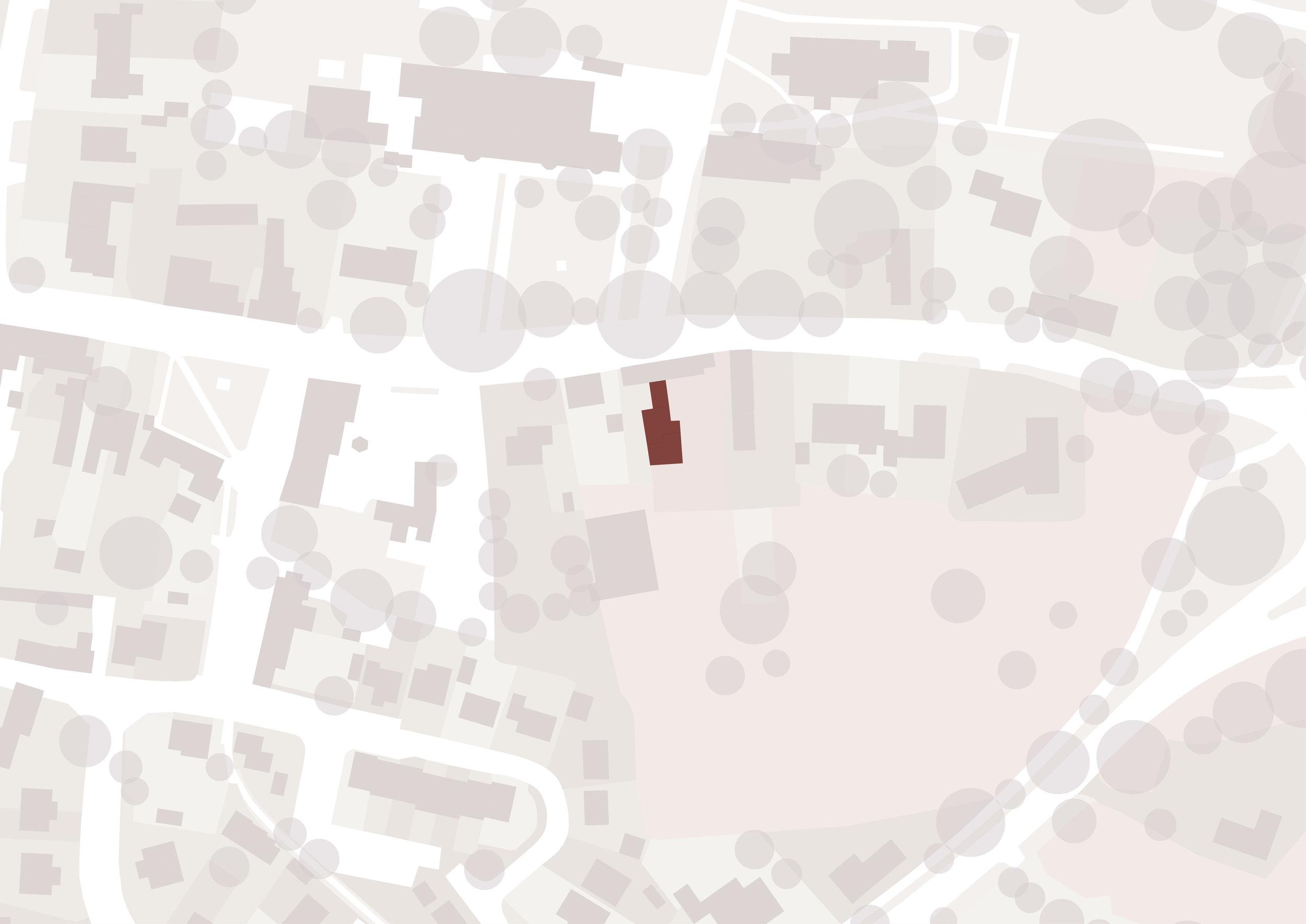 Village Farm Map - East Yorkshire Architects - Samuel Kendall Associates