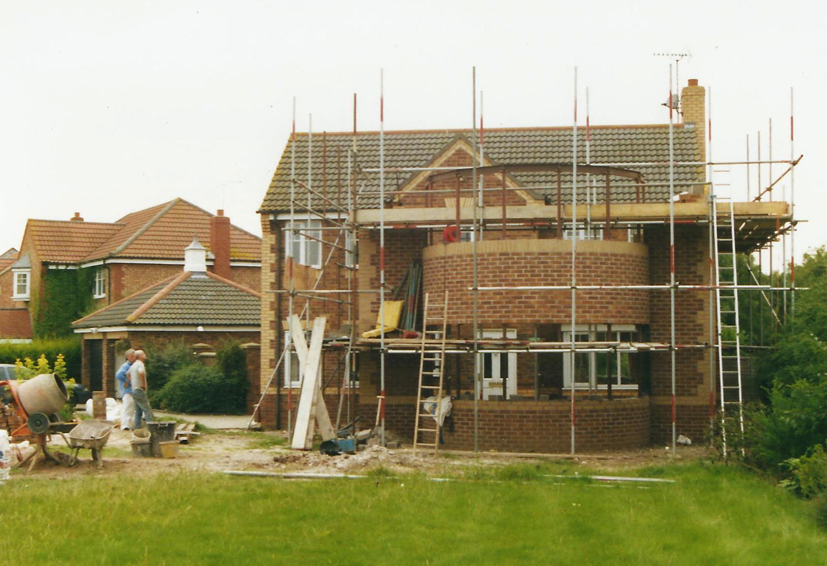 Beverley Road Construction 4 - Driffield Architects - Samuel Kendall Associates.jpg