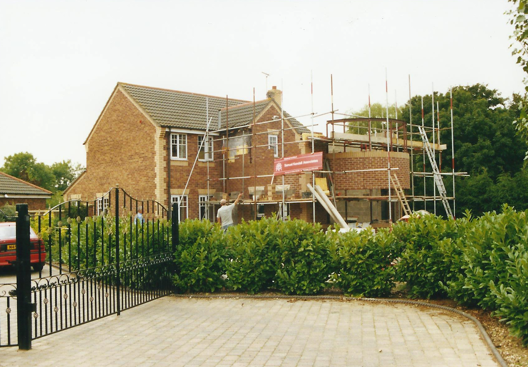 Beverley Road Construction 6 - Driffield Architects - Samuel Kendall Associates.jpg
