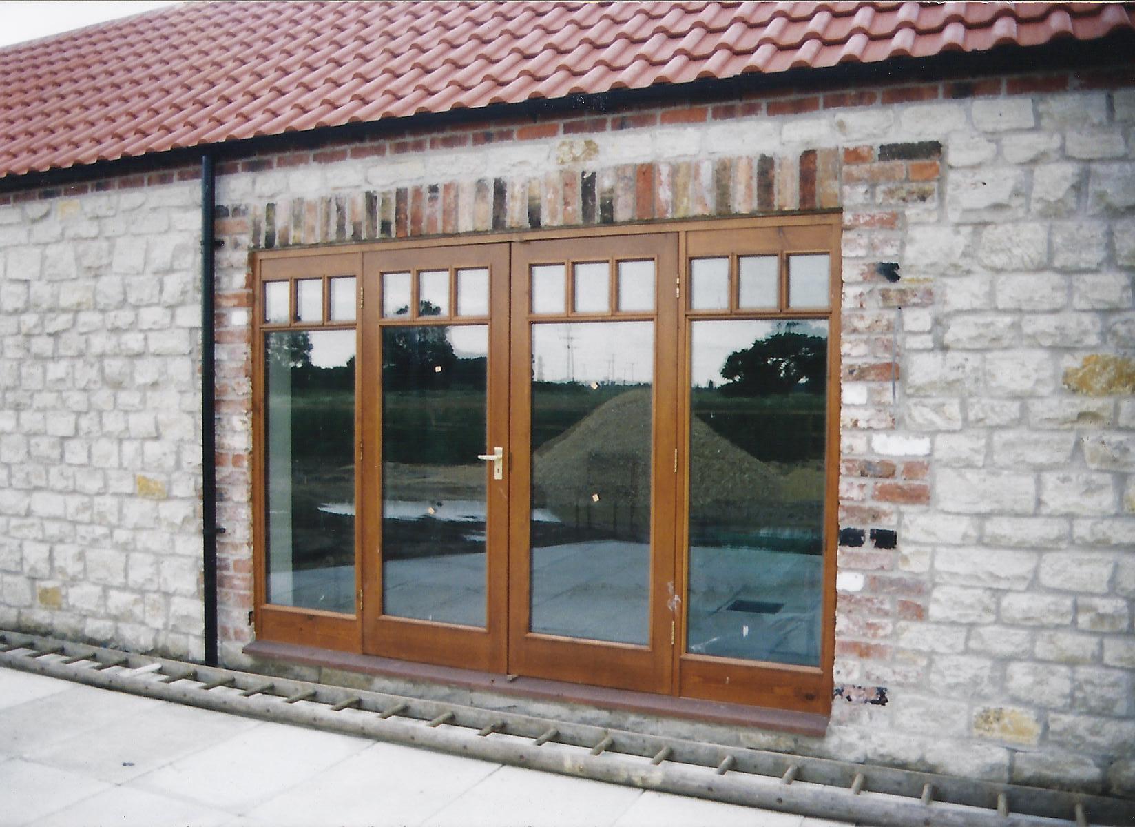 Brecks Farm Construction 9 - East Yorkshire Architects - Samuel Kendall Associates.jpg