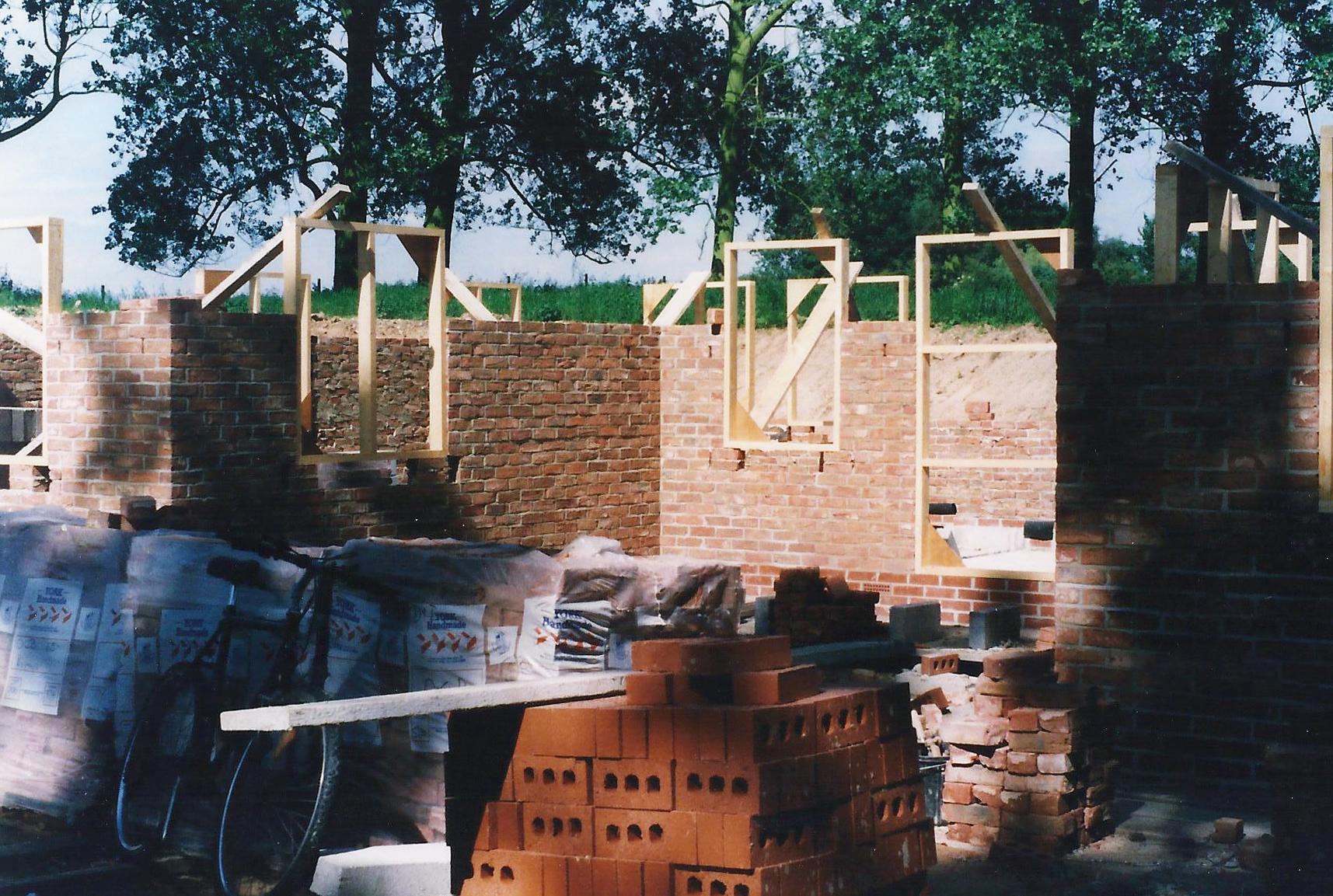 North End Farm Construction 4 - East Yorkshire Architects - Samuel Kendall Associates.jpg