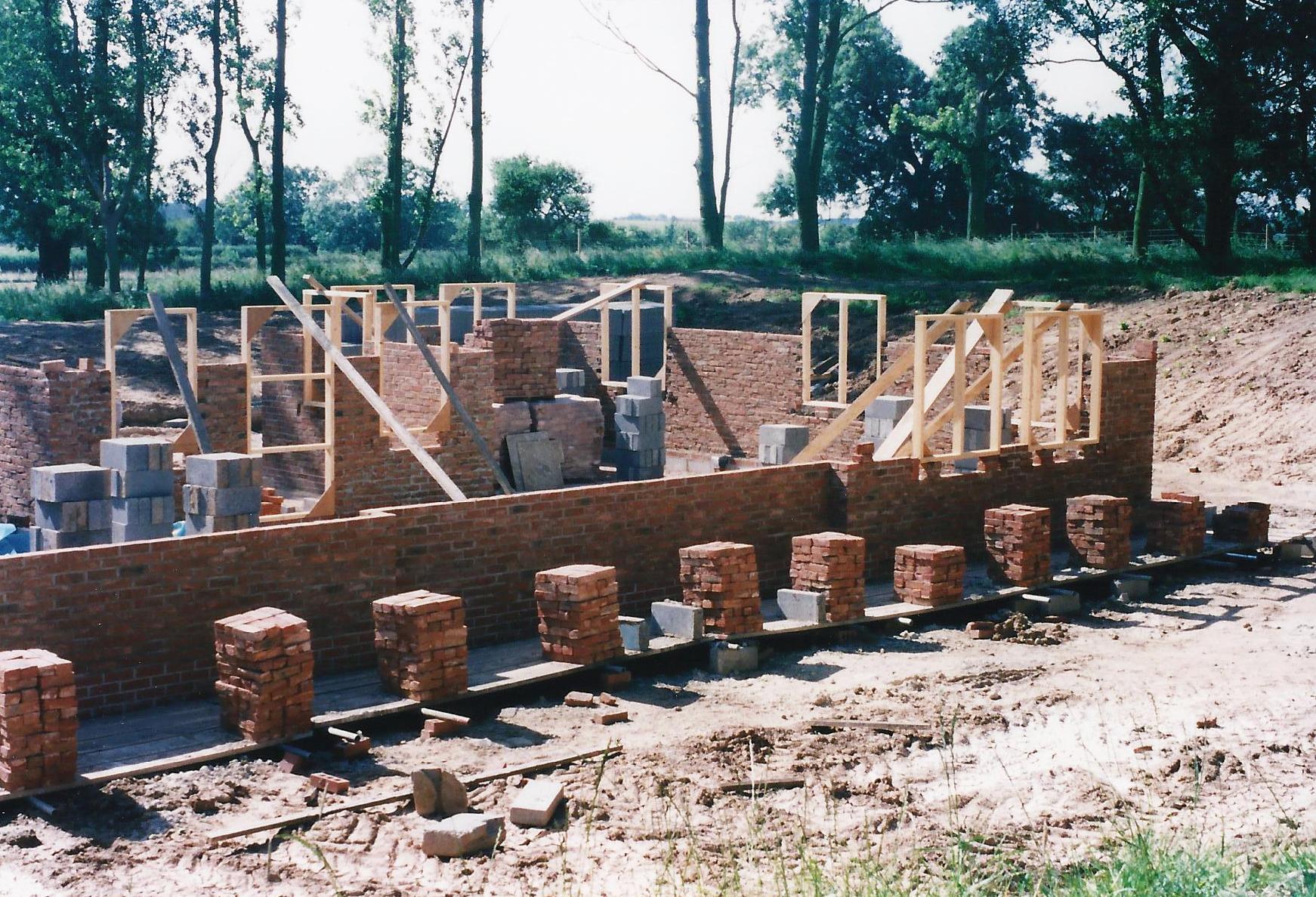 North End Farm Construction 3 - East Yorkshire Architects - Samuel Kendall Associates.jpg