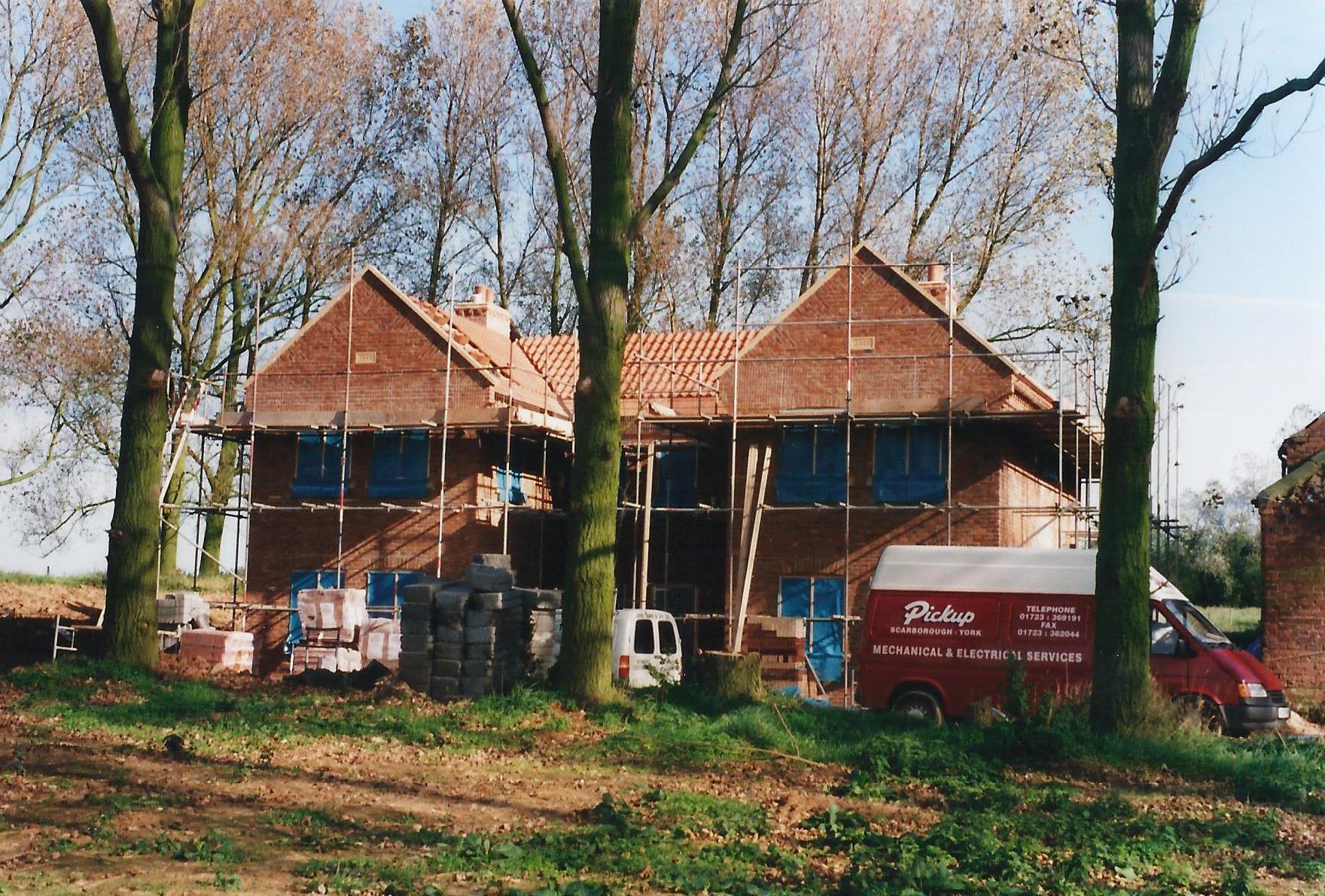 North End Farm Construction 5 - East Yorkshire Architects - Samuel Kendall Associates.jpg
