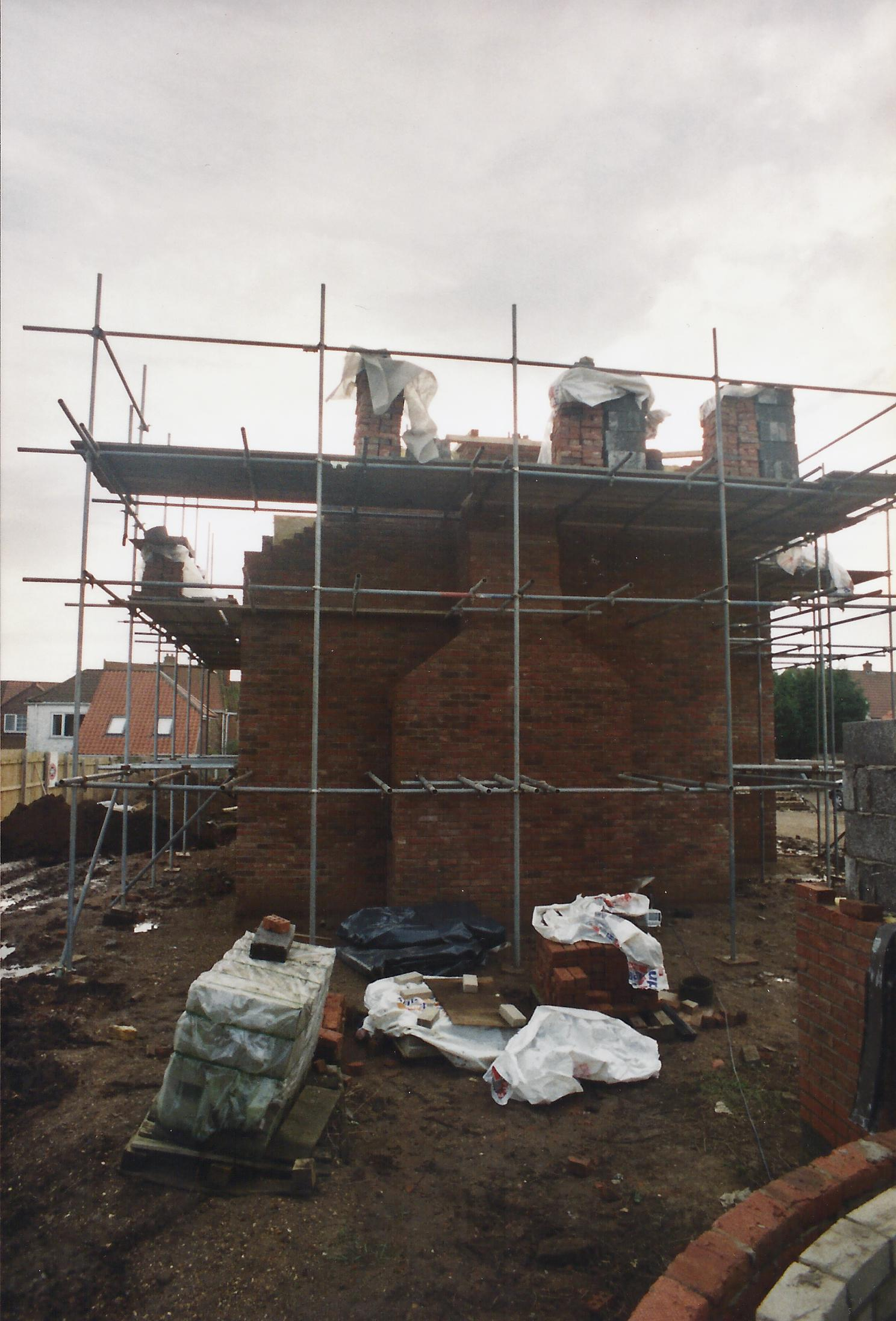 Blenheim Cottage Construction 2 - East Yorkshire Architects - Samuel Kendall Associates.jpg