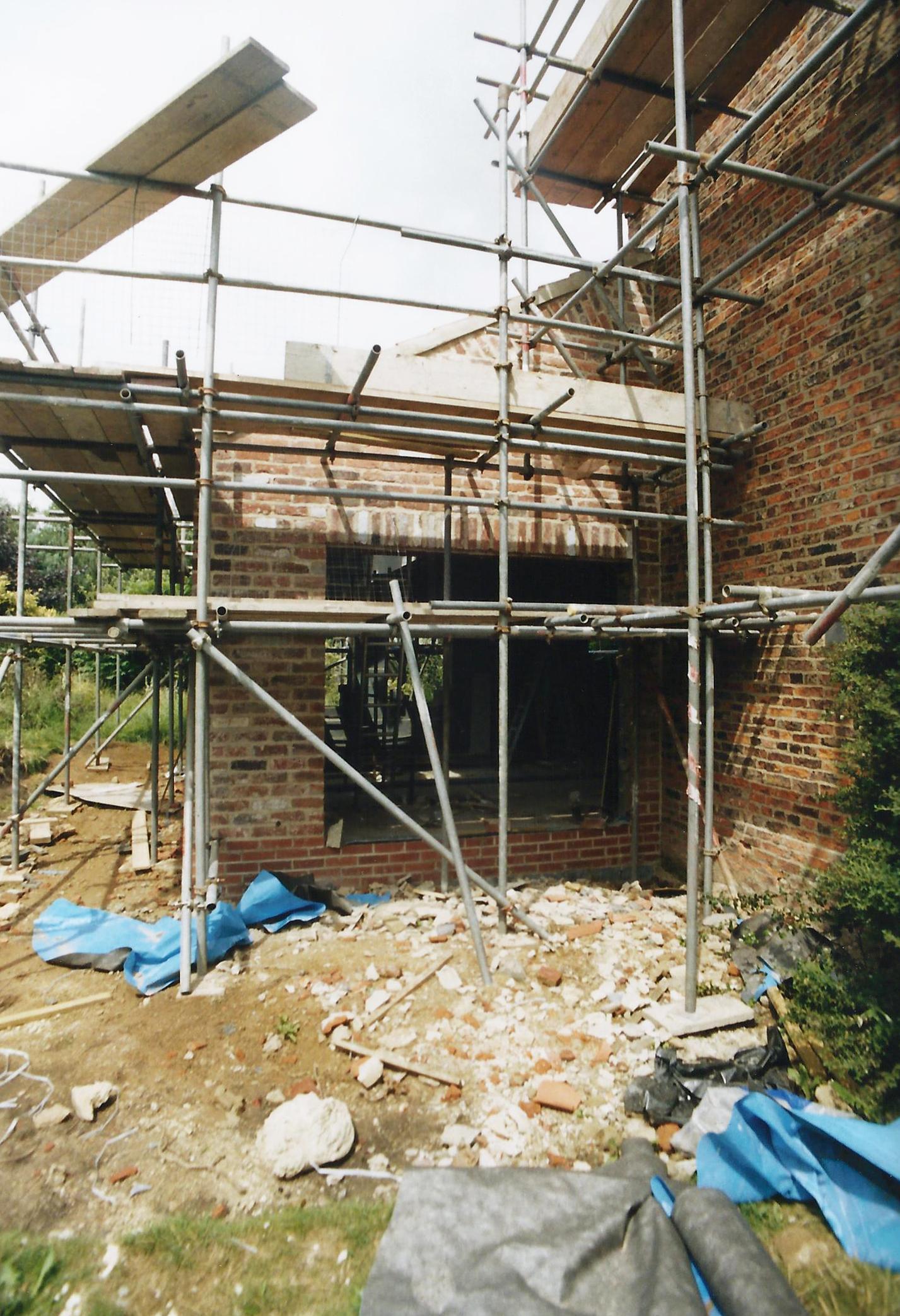 Walbut House Construction 7 - Samuel Kendall Associates.jpg