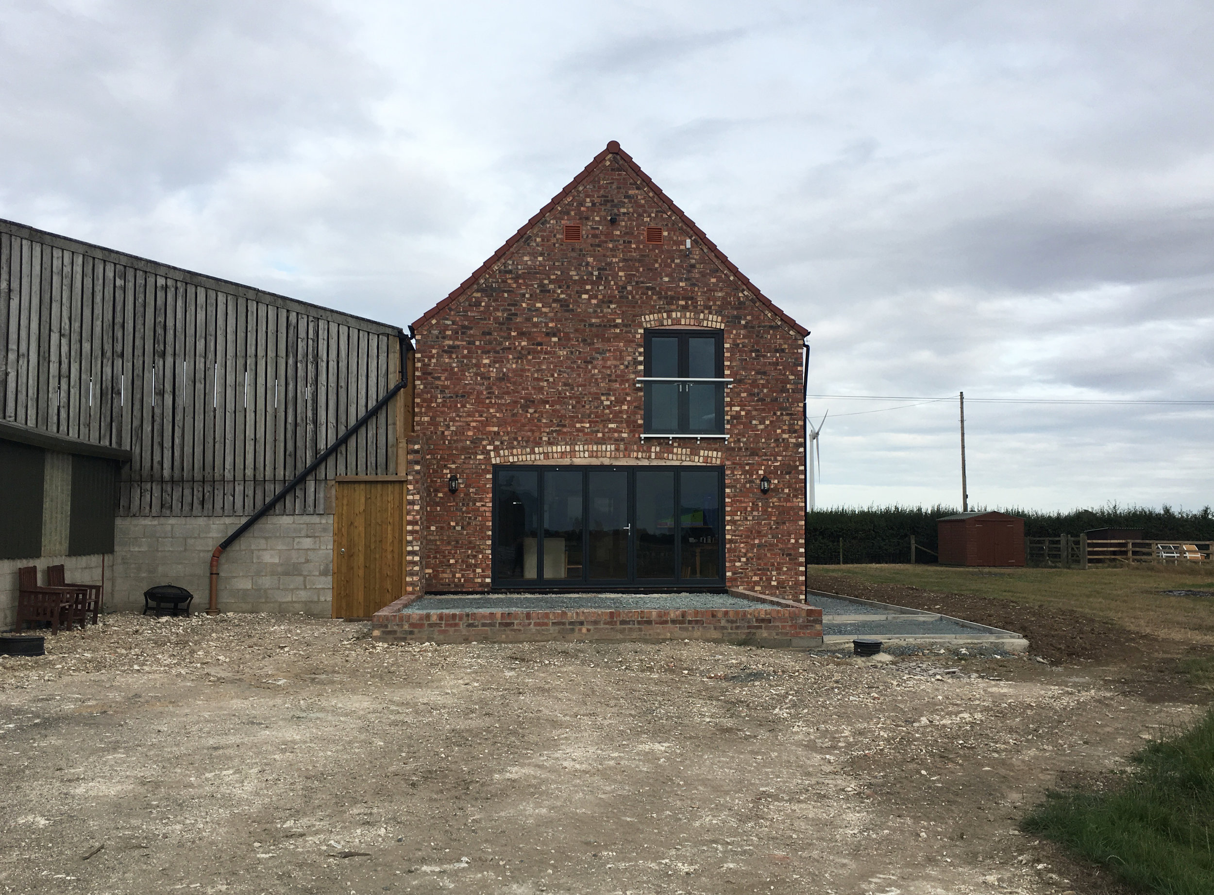 Lelley Farmhouse 4 - East Yorkshire Architects - Samuel Kendall Associates.jpg