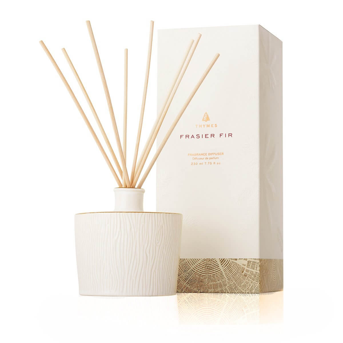 Thymes Frazier Fir Ceramic Reed Diffuser