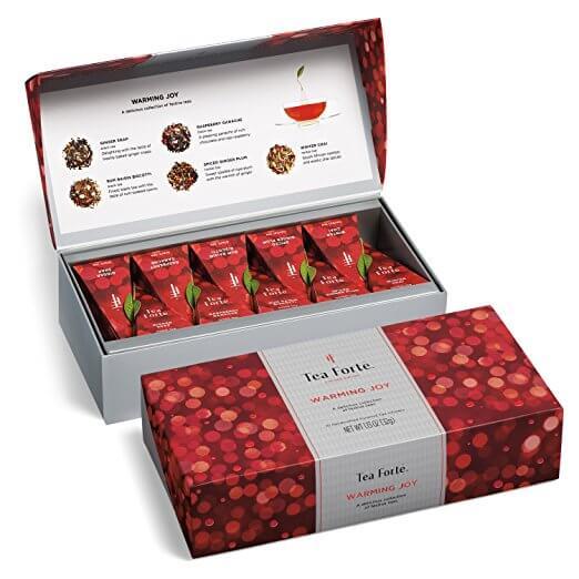 Tea Forté WARMING JOY Petite Presentation Box