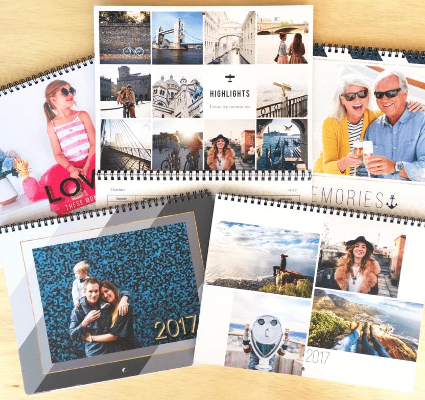 Mixbook Calendars