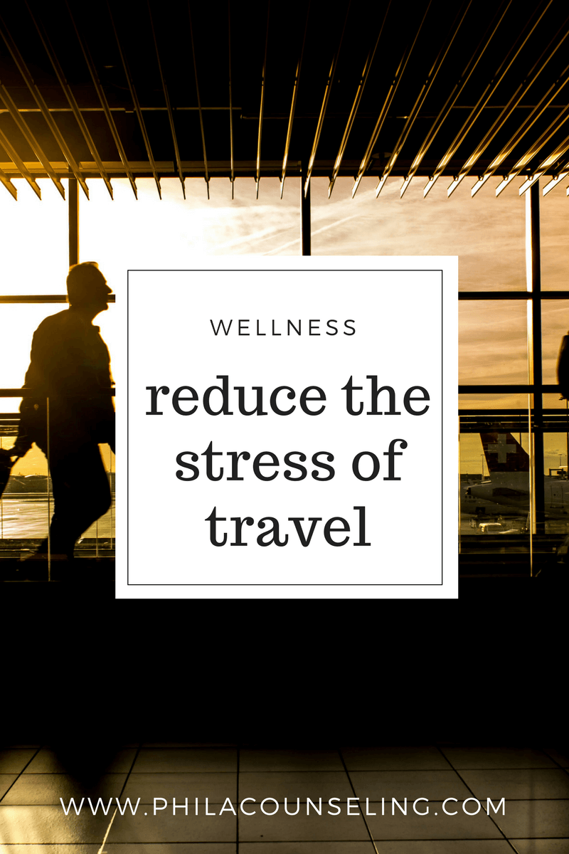 8 Tips for Reducing Travel Stress