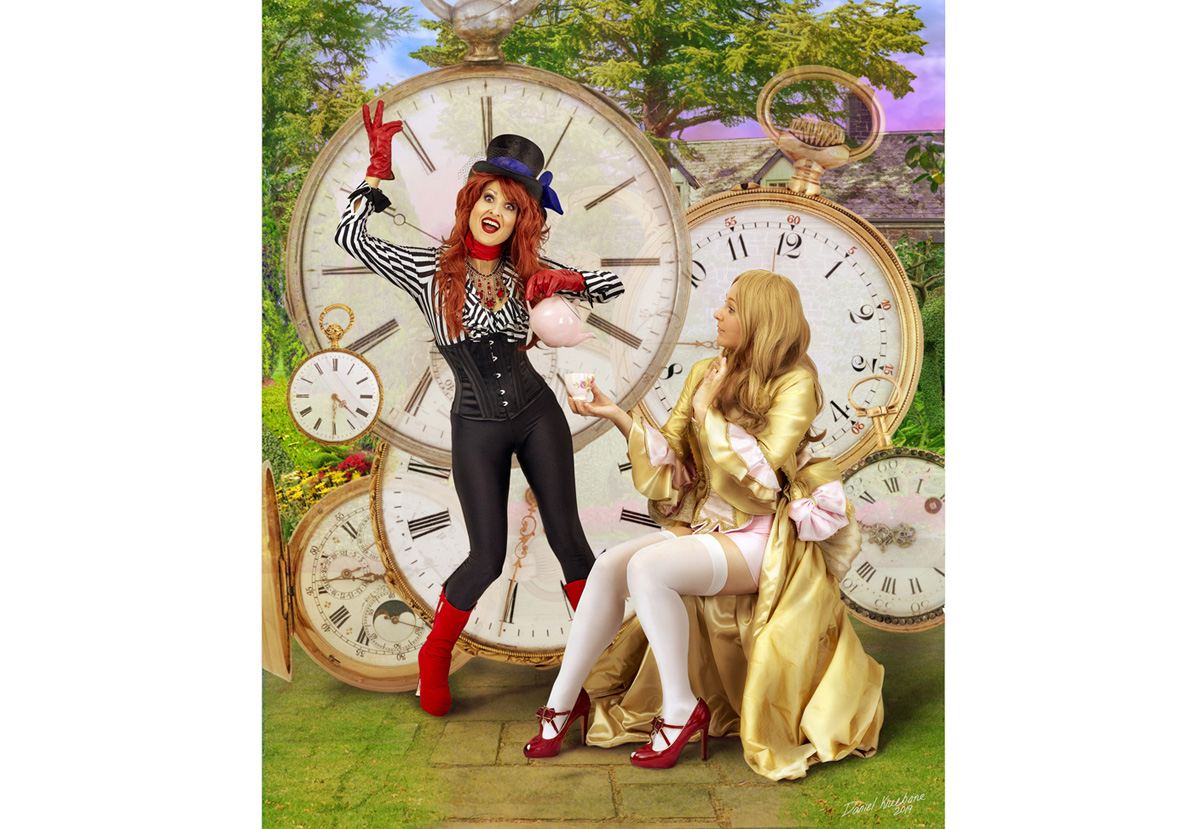 #13 - Hatter & Alice with Pocket watches (1200px web page version).jpg