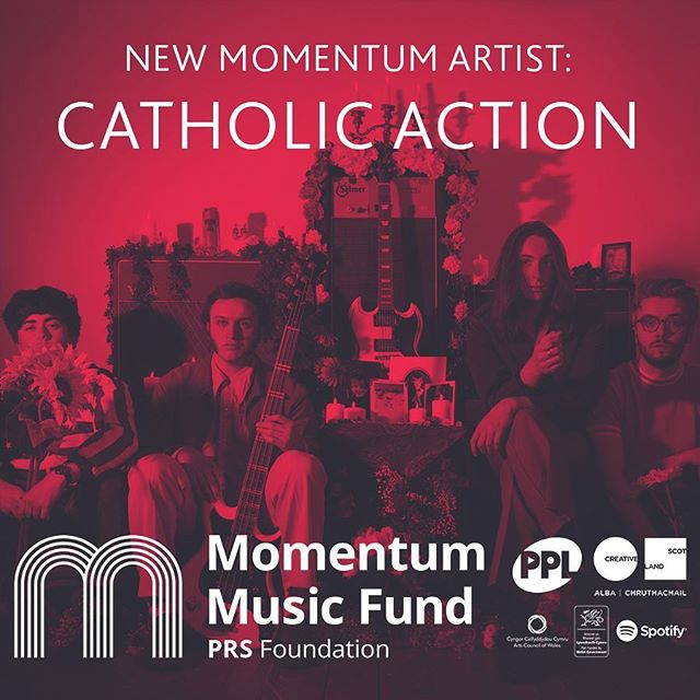 Big love and gratitude to @prsfoundation for the momentum grant. This will help us finish LP2 and get it to you as quickly as possible.